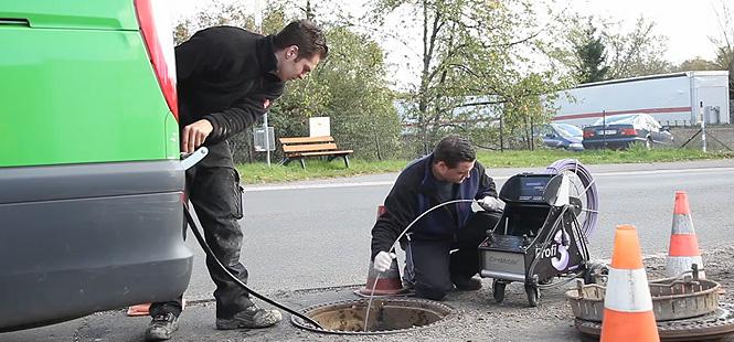Grün KanalserviceIhr kompetenter Partner rund um den Kanal