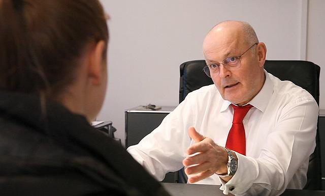 Rechtsanwalt und Notar Rudolf Haibach